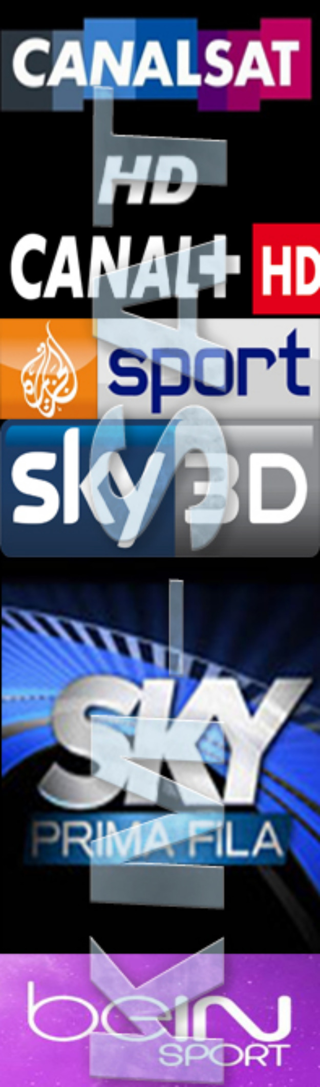 Serveur Ultra Stable CCcam Mgcamd 3D HD HD bon sport sur les 48 HDOcs Orange France
